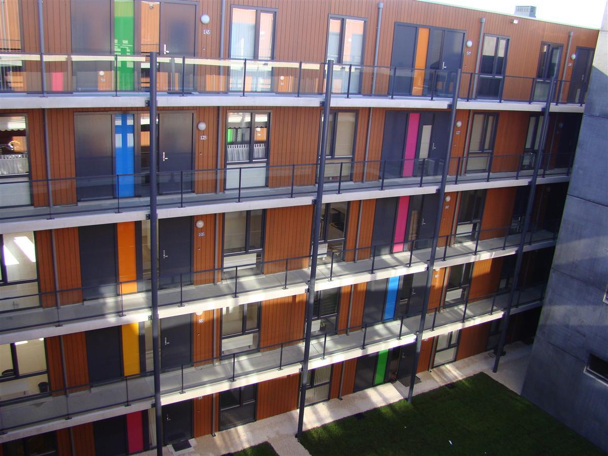Projecten - Kantoor houten school ...